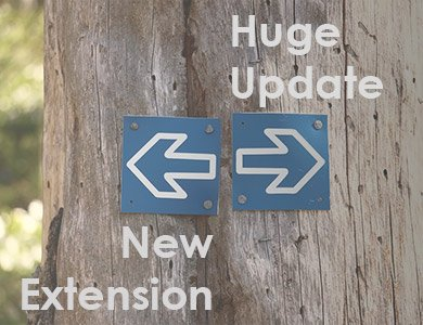 new extension and huge update