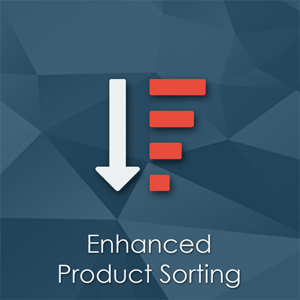 Enhanced Product Sorting - improve your product sorting with this advanced Magento Extension