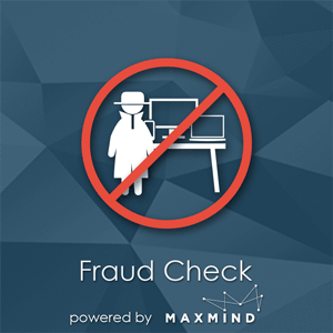 Fraud Check (MaxMind) - Anti-Fraud Magento extension