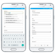 Mobile view of Checkout Address AutoComplete