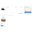 Block on Shopping Cart Page