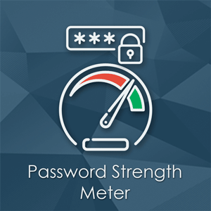 Password Strength Meter extension for Magento checks if customer's password is strong enough.