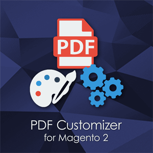 PDF Customizer Invoice Plus Magento 2 extension