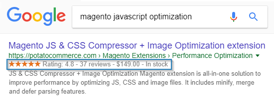 Rich Snippets magento extension 1